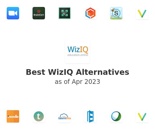 Best WizIQ Alternatives