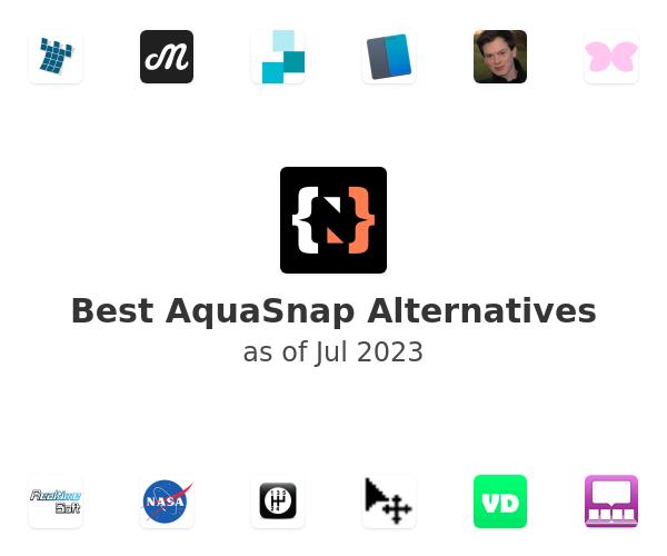 Best AquaSnap Alternatives