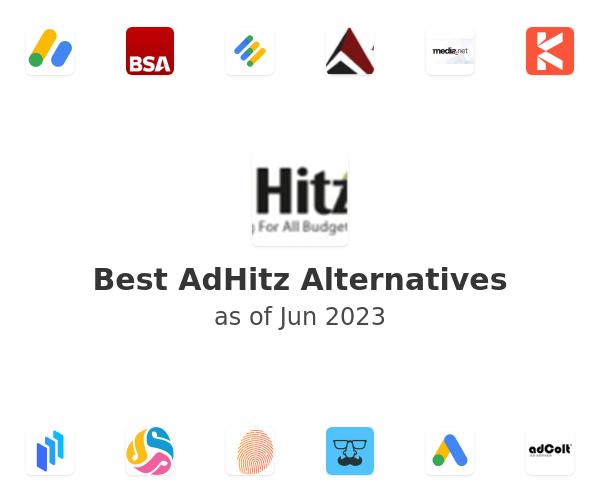 Best AdHitz Alternatives