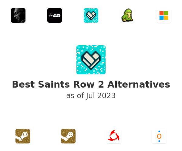 Best Saints Row 2 Alternatives
