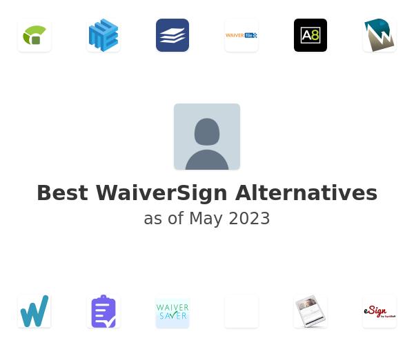 Best WaiverSign Alternatives