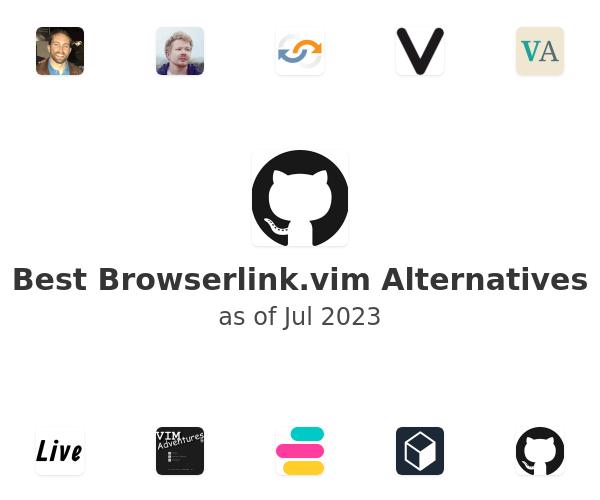 Best Browserlink.vim Alternatives