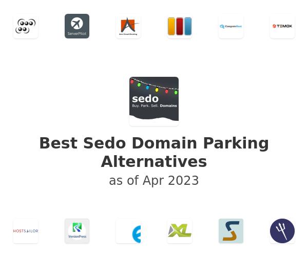 Best Sedo Domain Parking Alternatives