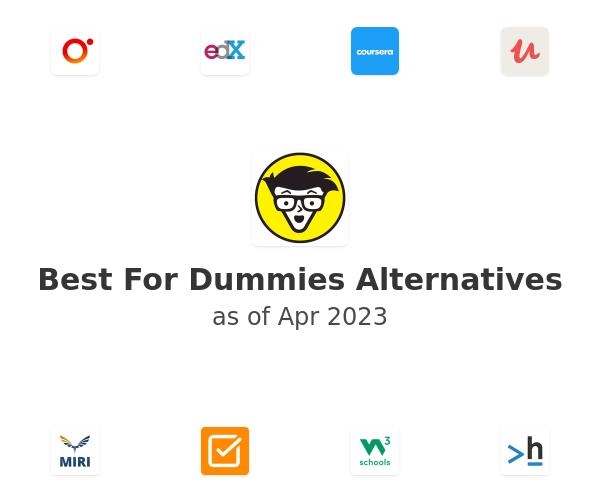 Best For Dummies Alternatives