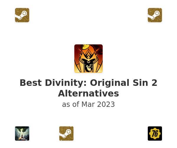 Best Divinity: Original Sin 2 Alternatives