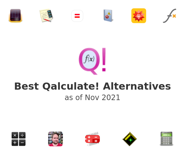 Best Qalculate! Alternatives