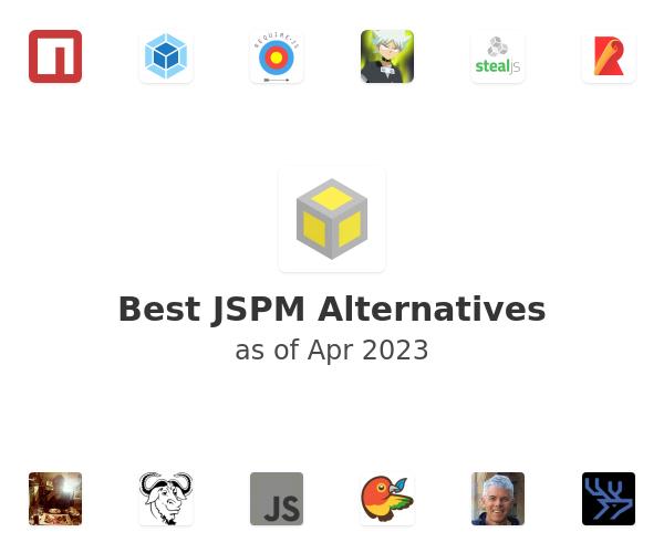 Best JSPM Alternatives
