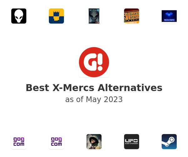 Best X-Mercs Alternatives