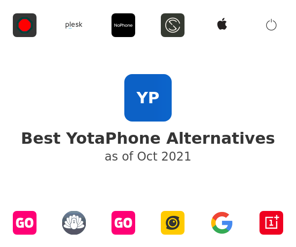 Best YotaPhone Alternatives