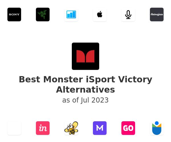Best Monster iSport Victory Alternatives