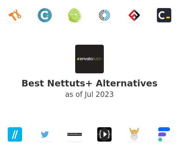 Best Nettuts+ Alternatives