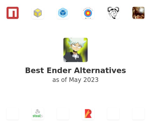 Best Ender Alternatives