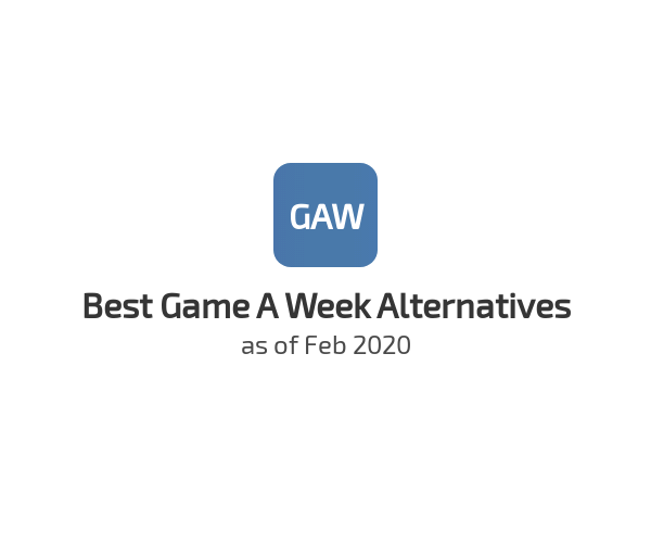 Best Game A Week Alternatives