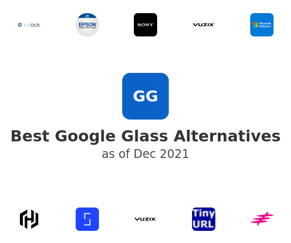 Best Google Glass Alternatives