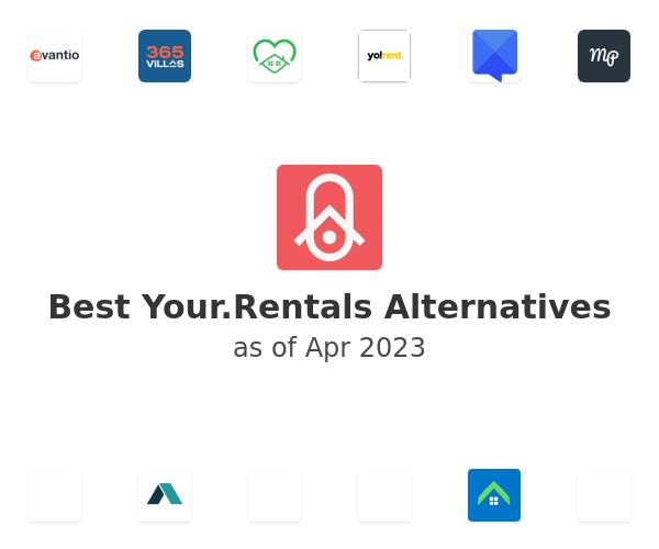 Best Your.Rentals Alternatives