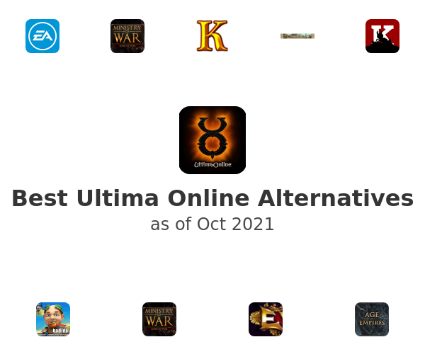 Best Ultima Online Alternatives