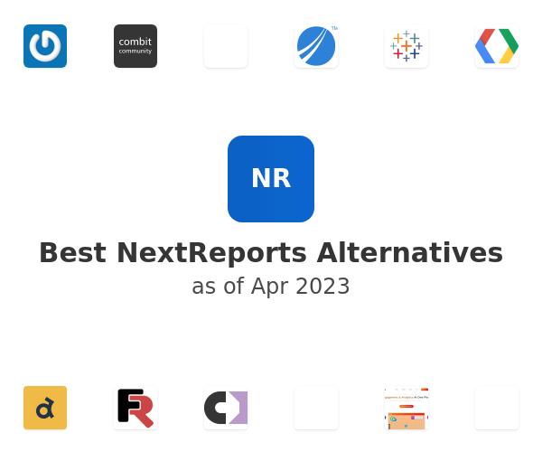Best NextReports Alternatives