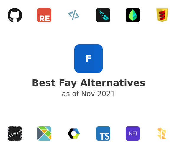 Best Fay Alternatives
