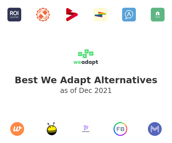 Best We Adapt Alternatives