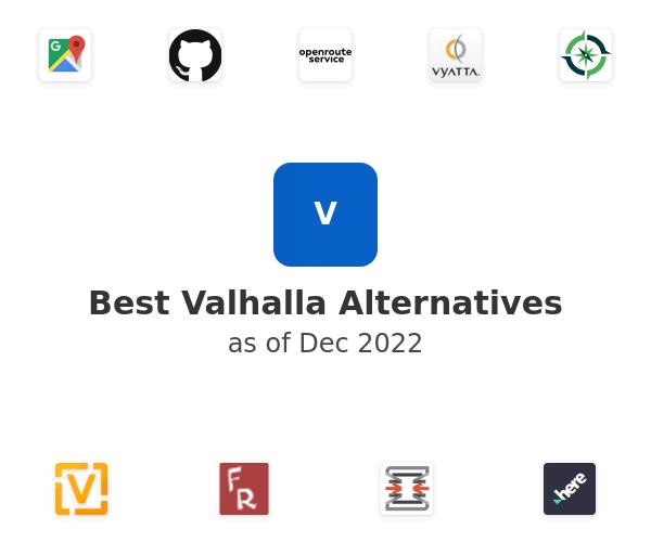 Best Valhalla Alternatives