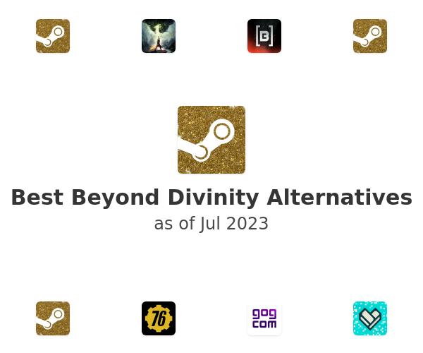 Best Beyond Divinity Alternatives