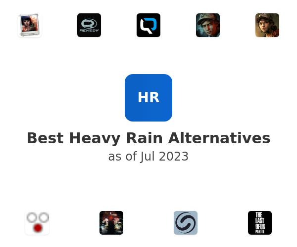 Best Heavy Rain Alternatives