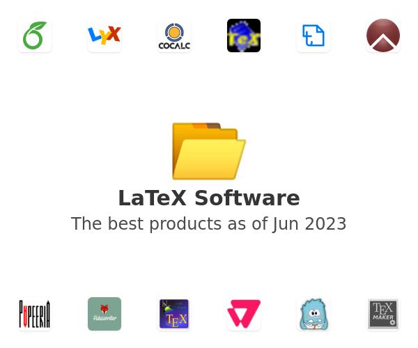 LaTeX Software