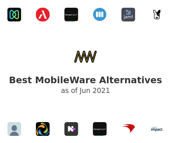 Best MobileWare Alternatives