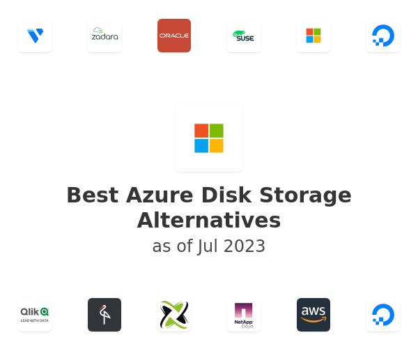 Best Azure Disk Storage Alternatives