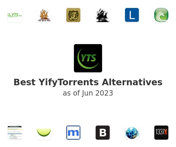 Best YifyTorrents Alternatives