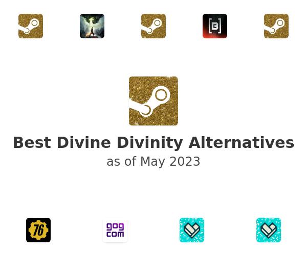 Best Divine Divinity Alternatives
