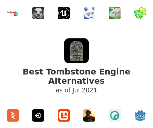 Best Tombstone Engine Alternatives