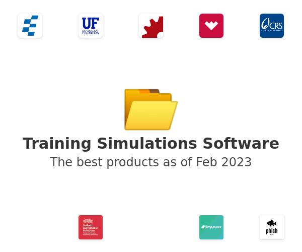 Training Simulations Software