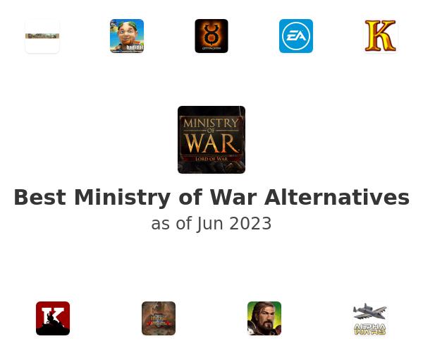 Best Ministry of War Alternatives