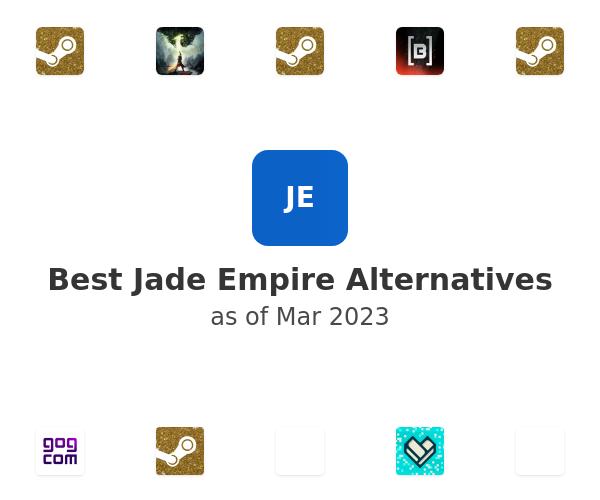 Best Jade Empire Alternatives