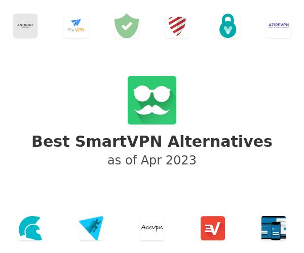 Best SmartVPN Alternatives