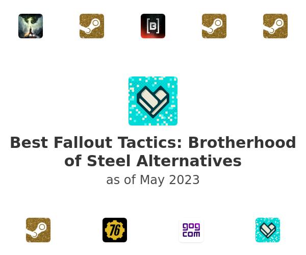 Best Fallout Tactics: Brotherhood of Steel Alternatives