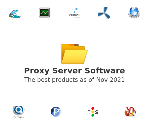 Proxy Server Software