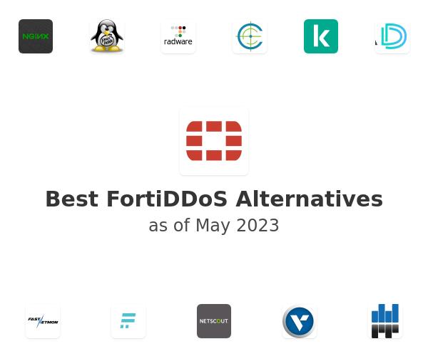 Best FortiDDoS Alternatives