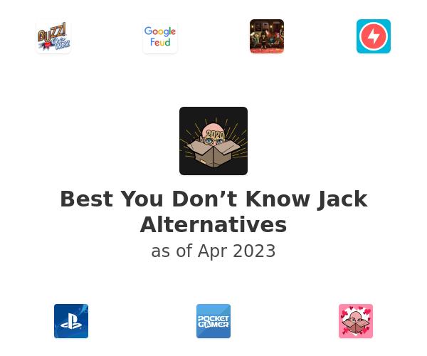 Best You Don't Know Jack Alternatives