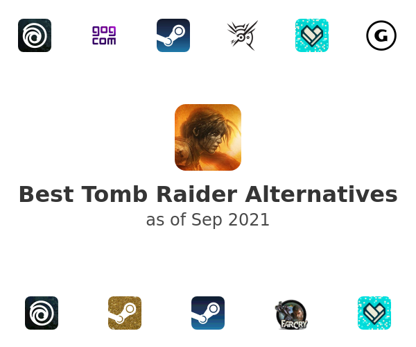 Best Tomb Raider Alternatives