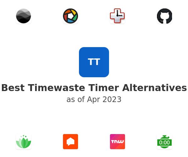 Best Timewaste Timer Alternatives