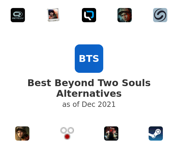 Best Beyond Two Souls Alternatives