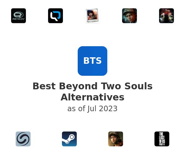 Best Beyond Two Souls Alternatives