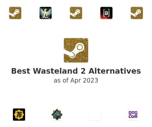 Best Wasteland 2 Alternatives