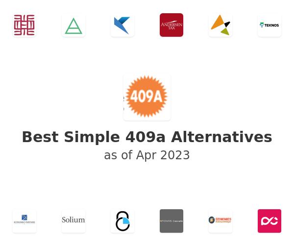 Best Simple 409a Alternatives