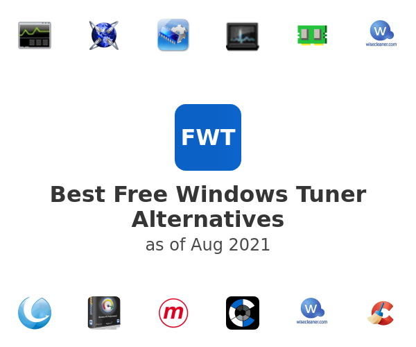 Best Free Windows Tuner Alternatives