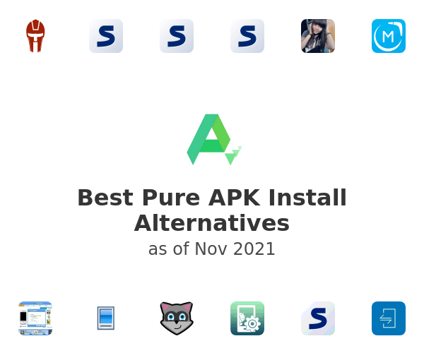 Best Pure APK Install Alternatives
