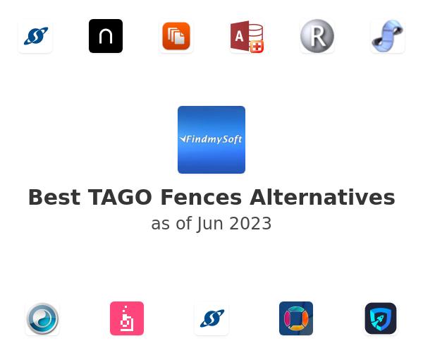 Best TAGO Fences Alternatives