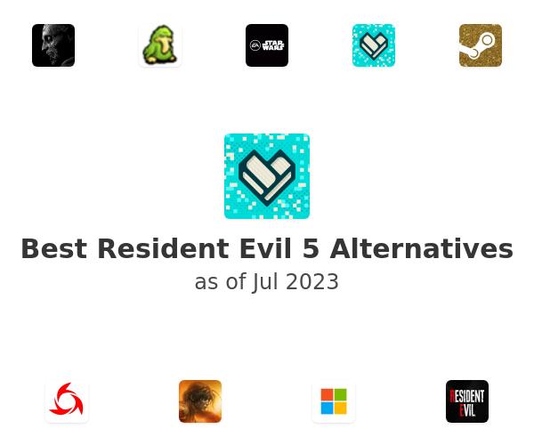 Best Resident Evil 5 Alternatives